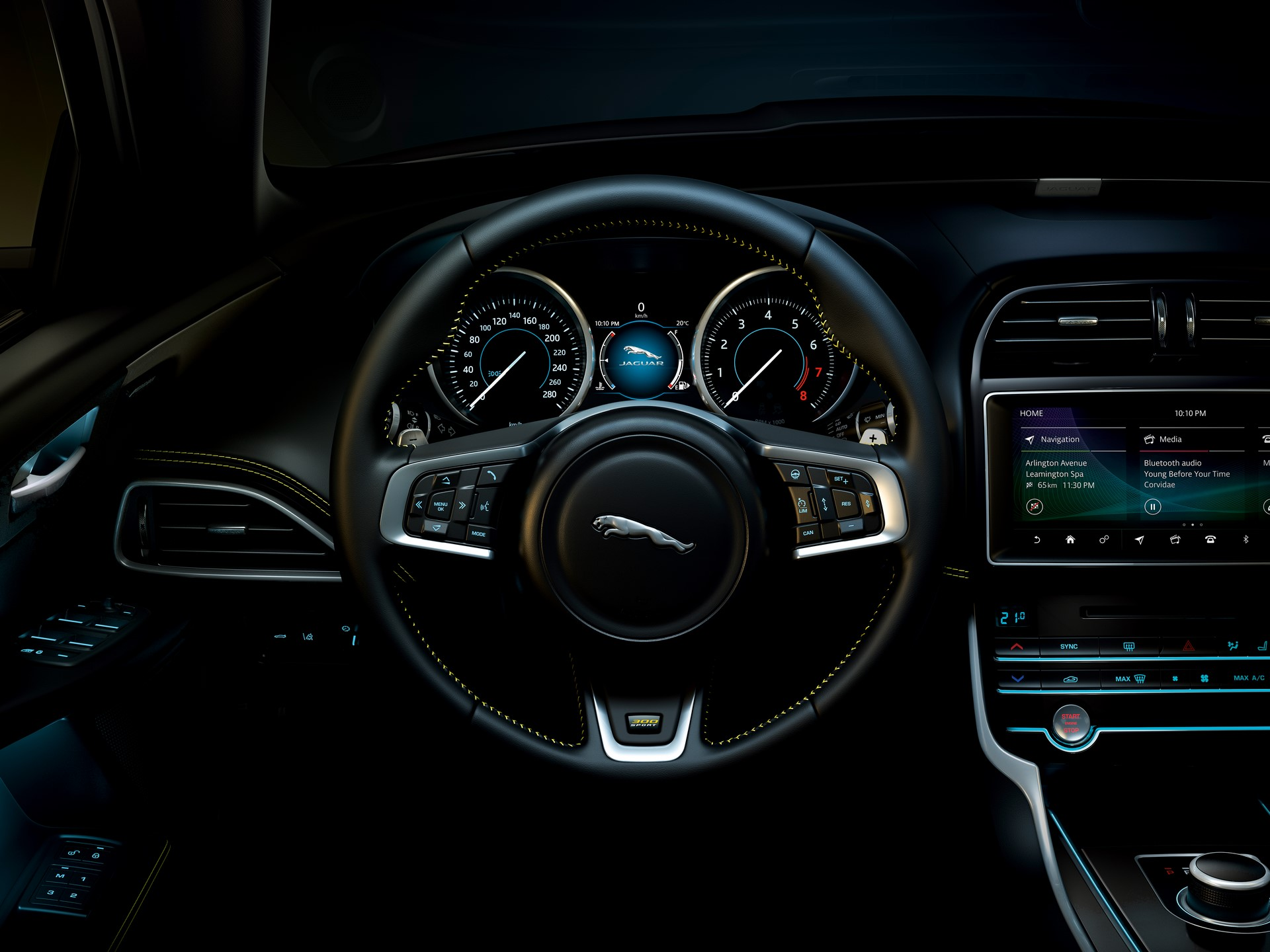 Jaguar XE and XF 300 Sport 2019 (31)