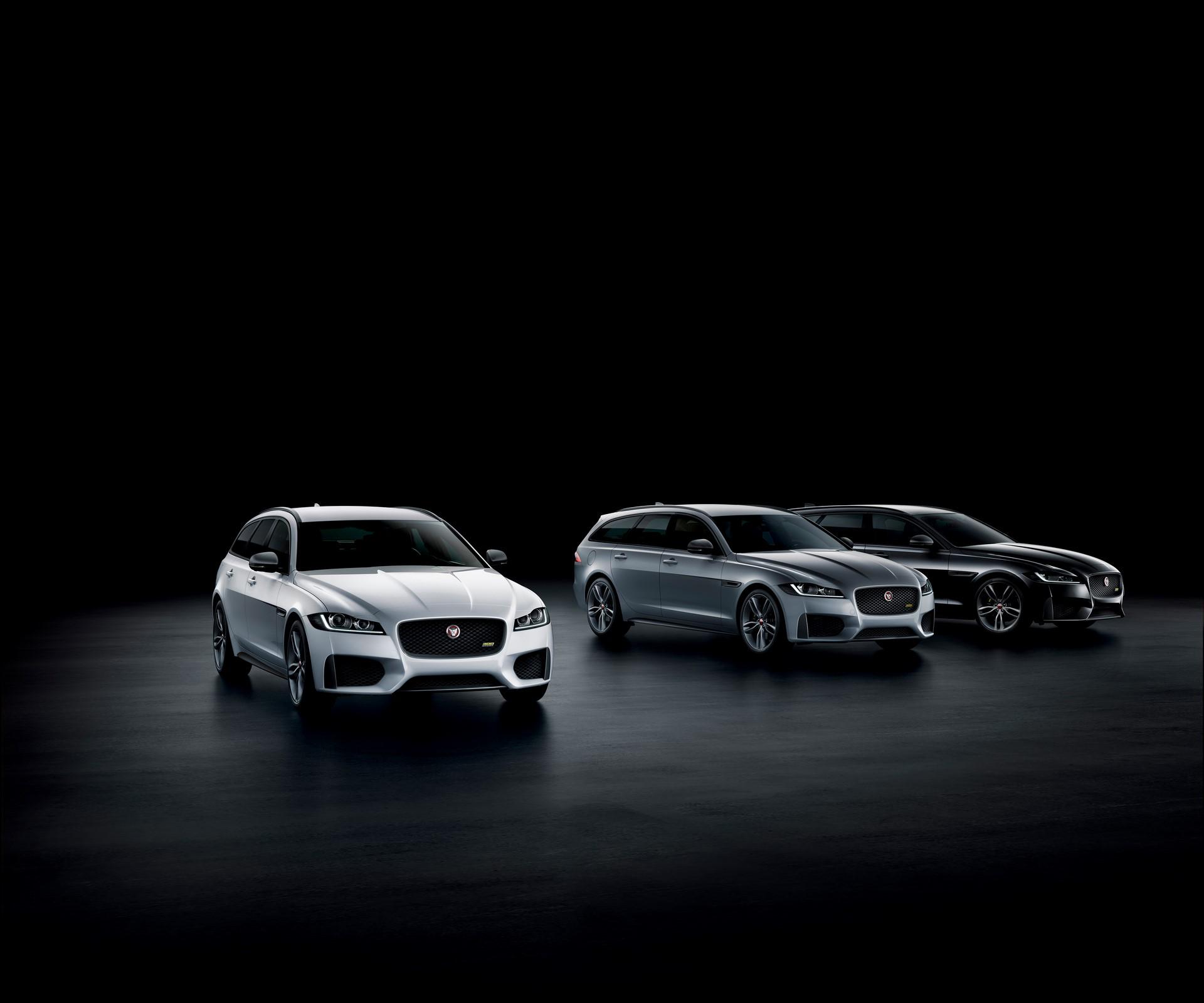 Jaguar XE and XF 300 Sport 2019 (38)