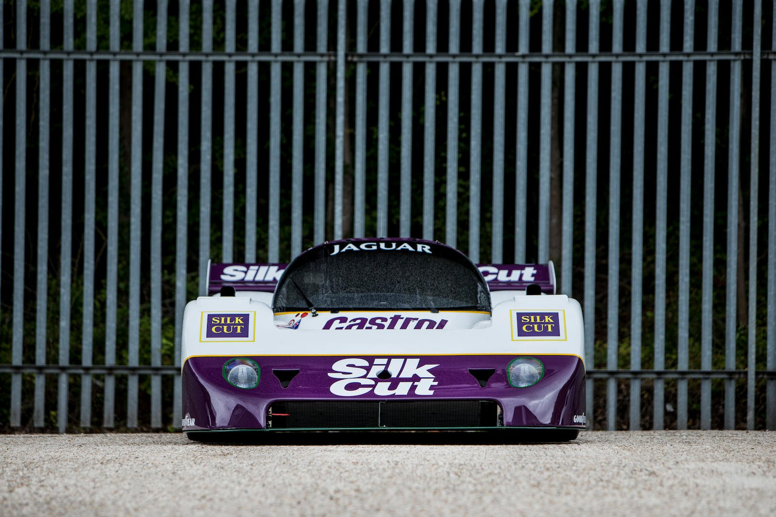Jaguar XJR-11 in auction (4)