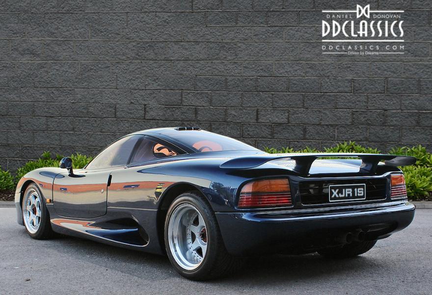 Jaguar XJR-15 RHD for sale (11)