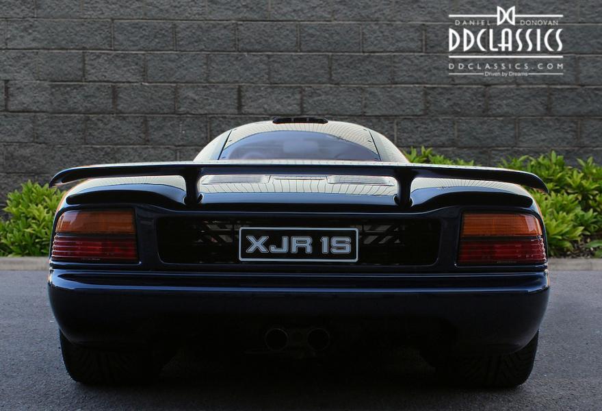 Jaguar XJR-15 RHD for sale (13)