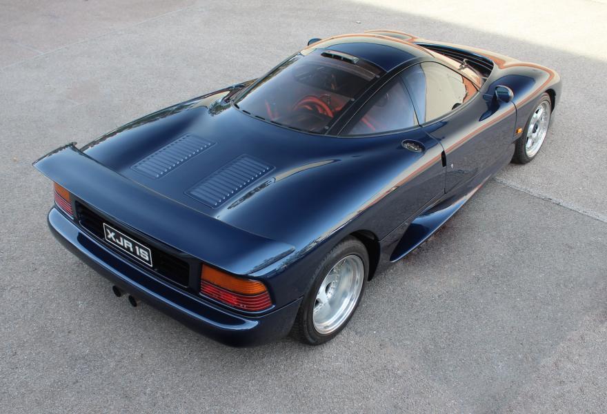 Jaguar XJR-15 RHD for sale (2)