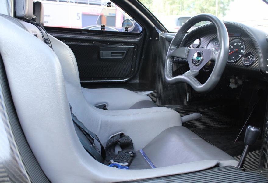 Jaguar XJR-15 RHD for sale (20)