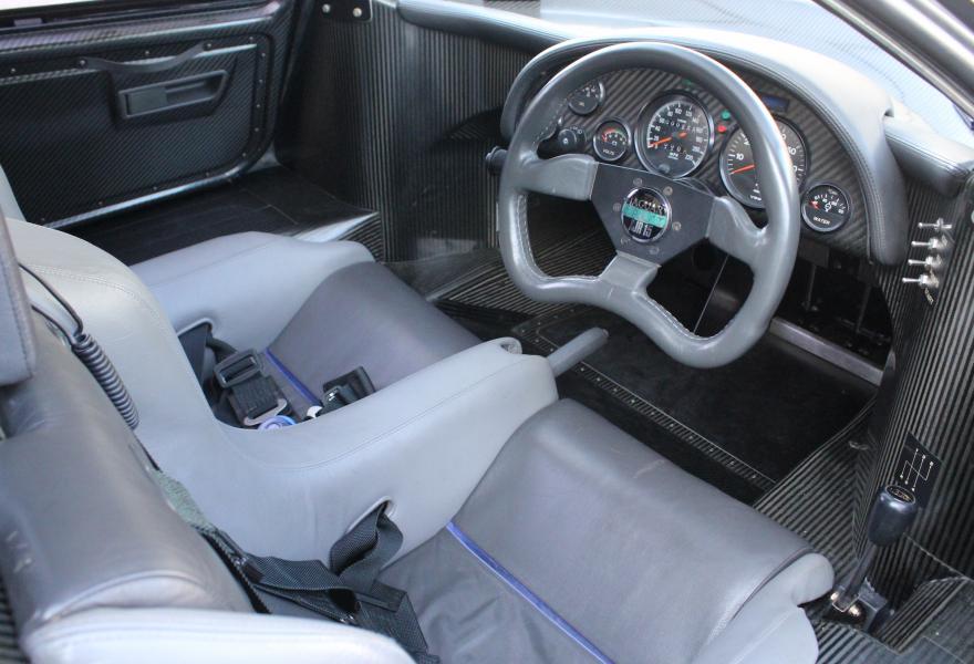 Jaguar XJR-15 RHD for sale (22)