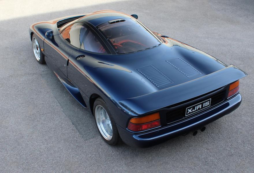 Jaguar XJR-15 RHD for sale (4)