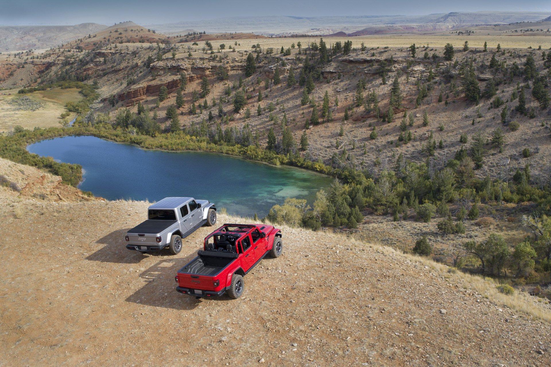 Jeep Gladiator 2019 (182)