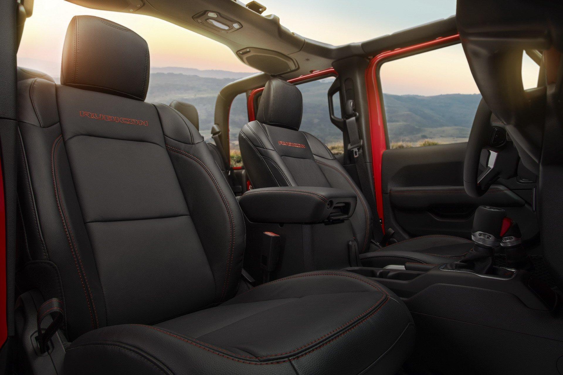 Jeep Gladiator 2019 (183)