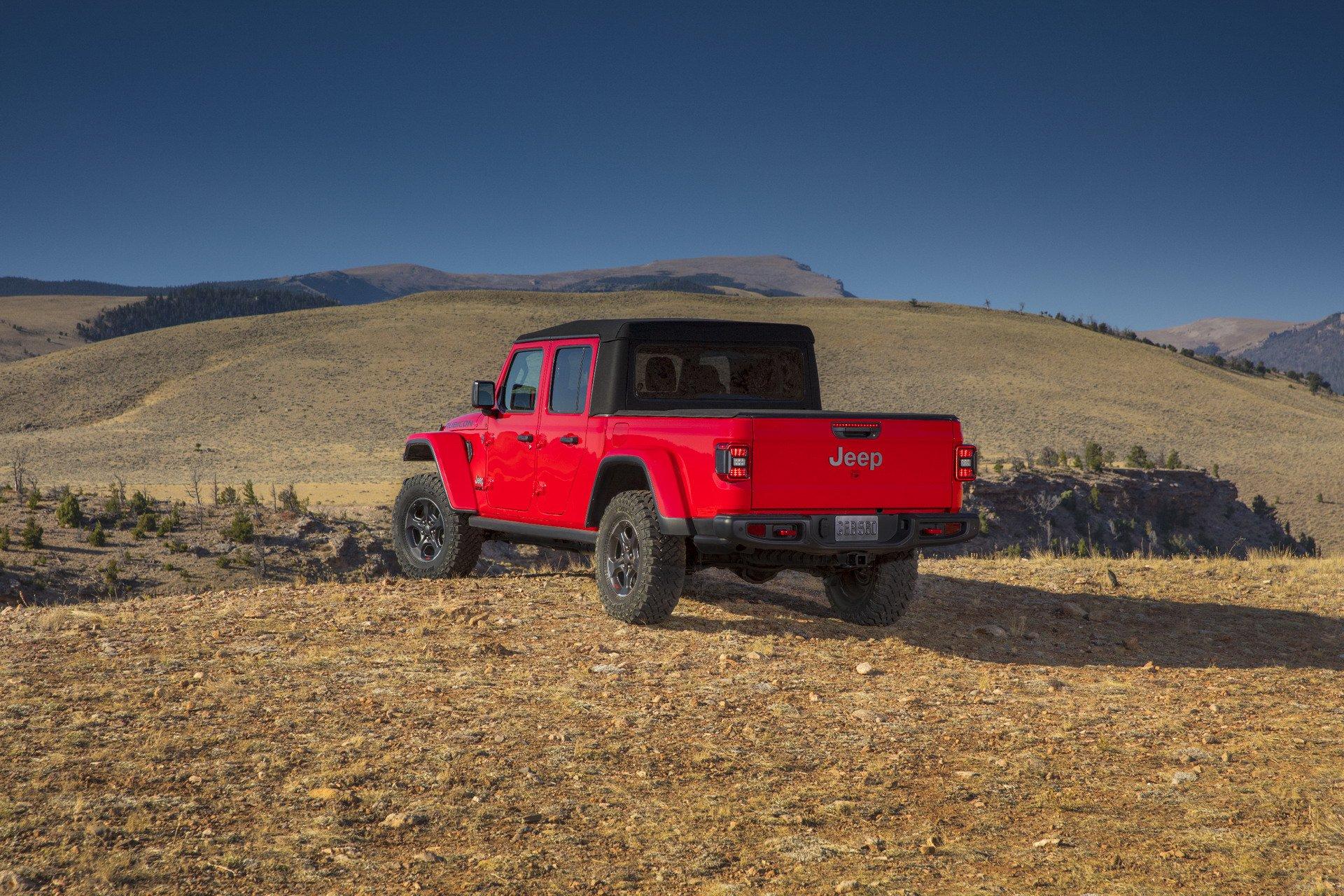 Επίσημο: Jeep Gladiator - Autoblog.gr