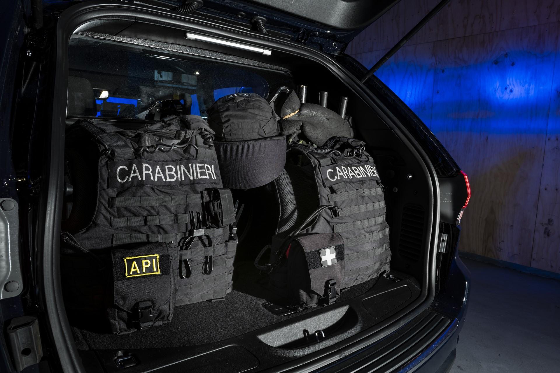 Jeep Grand Cherokee Carabinieri (14)
