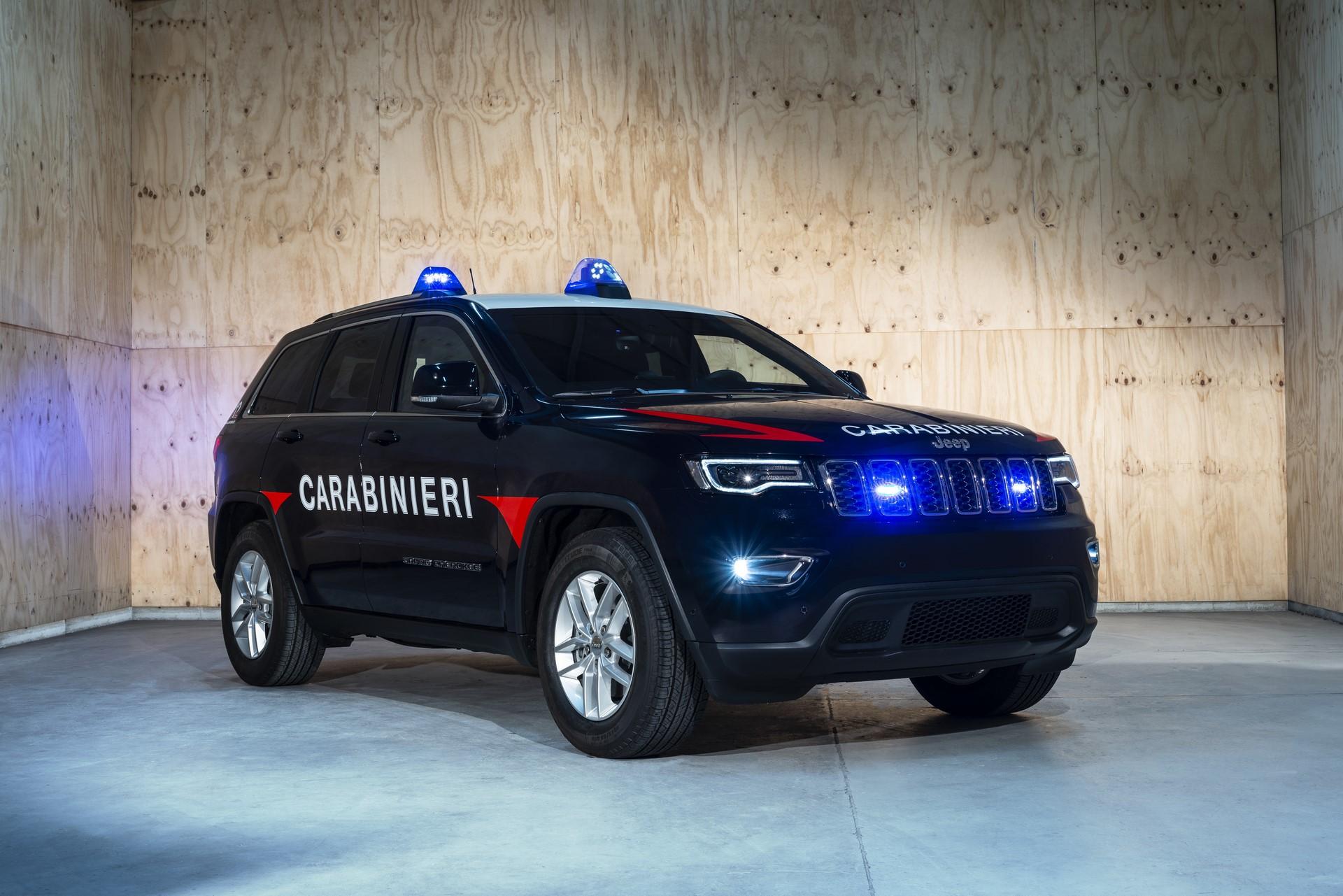Jeep Grand Cherokee Carabinieri (3)