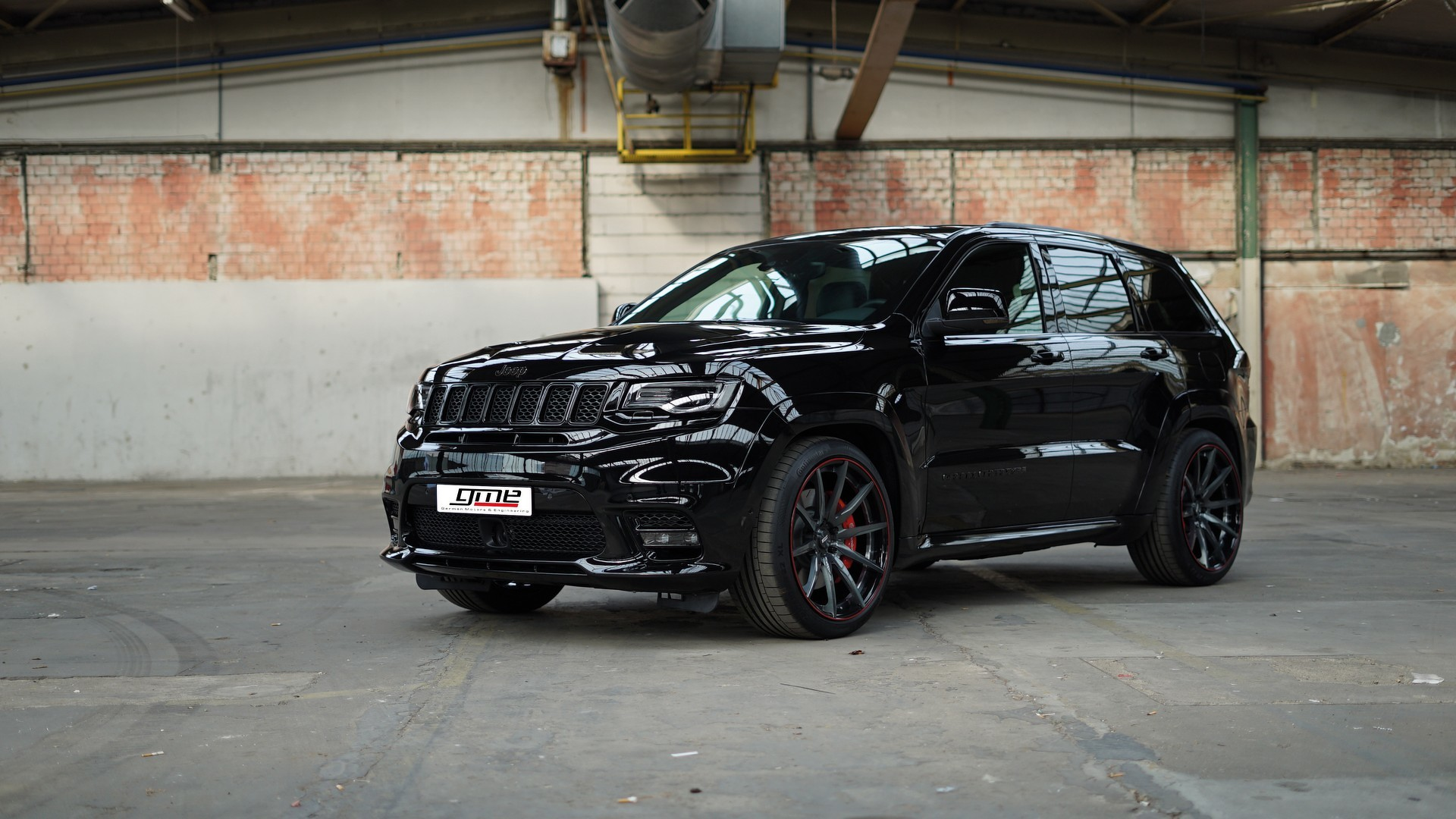 Jeep Grand Cherokee SRT by GME (1)