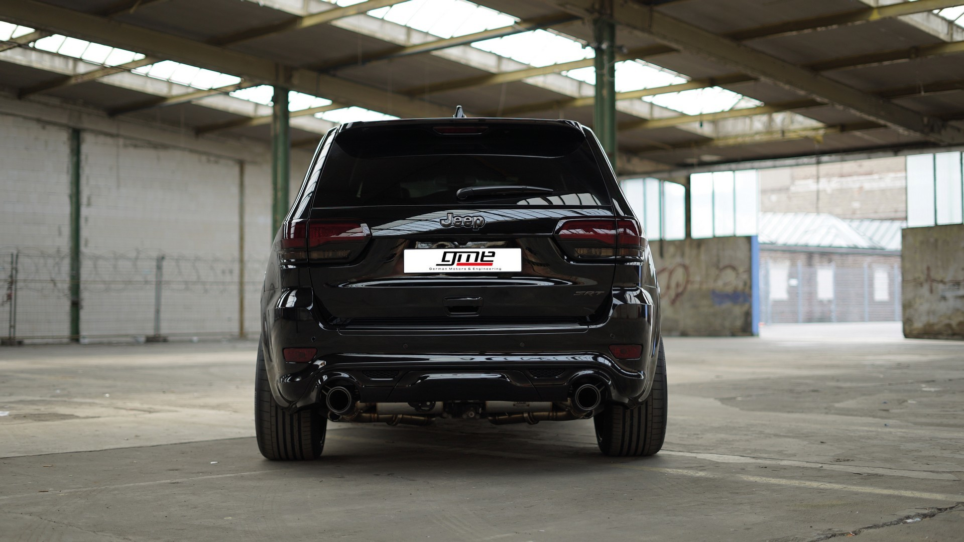 Jeep Grand Cherokee SRT by GME (4)