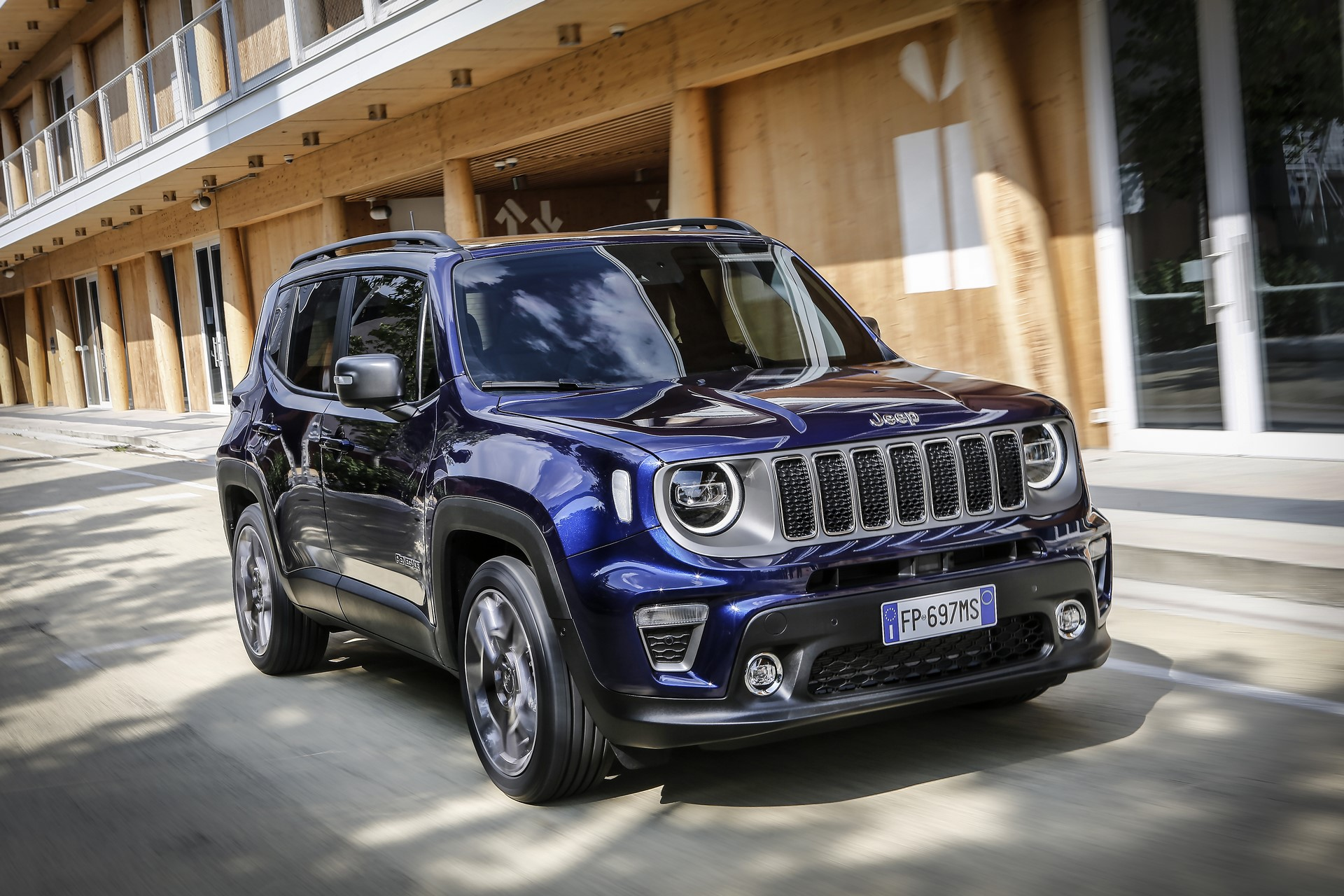 Jeep Renegade facelift 2019 (10)