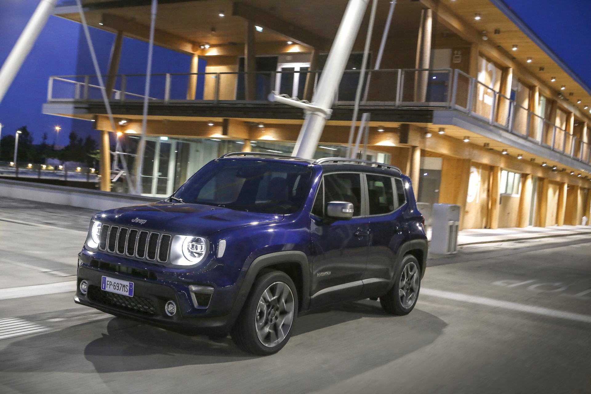 Jeep Renegade facelift 2019 (11)