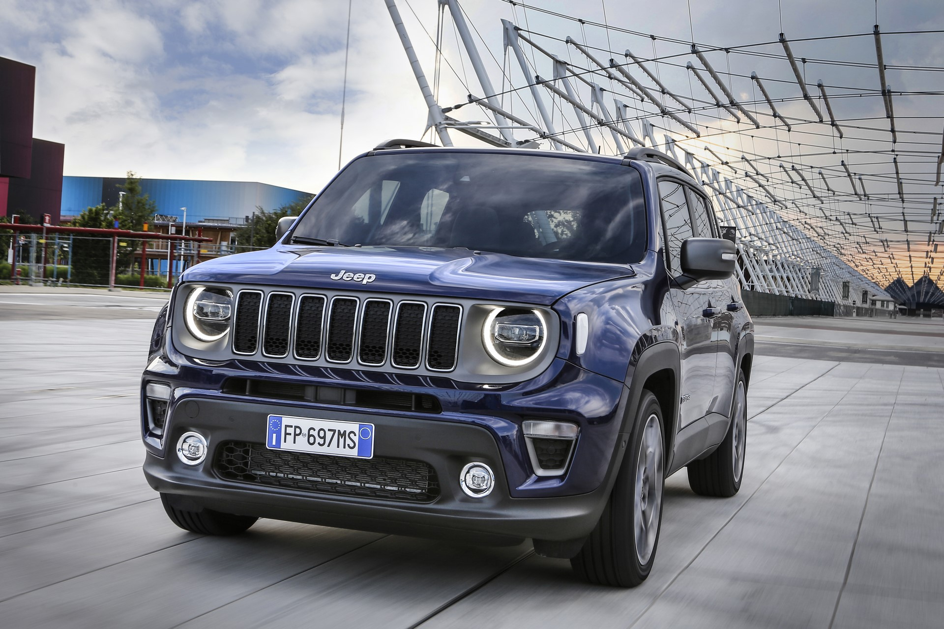 Jeep Renegade facelift 2019 (14)