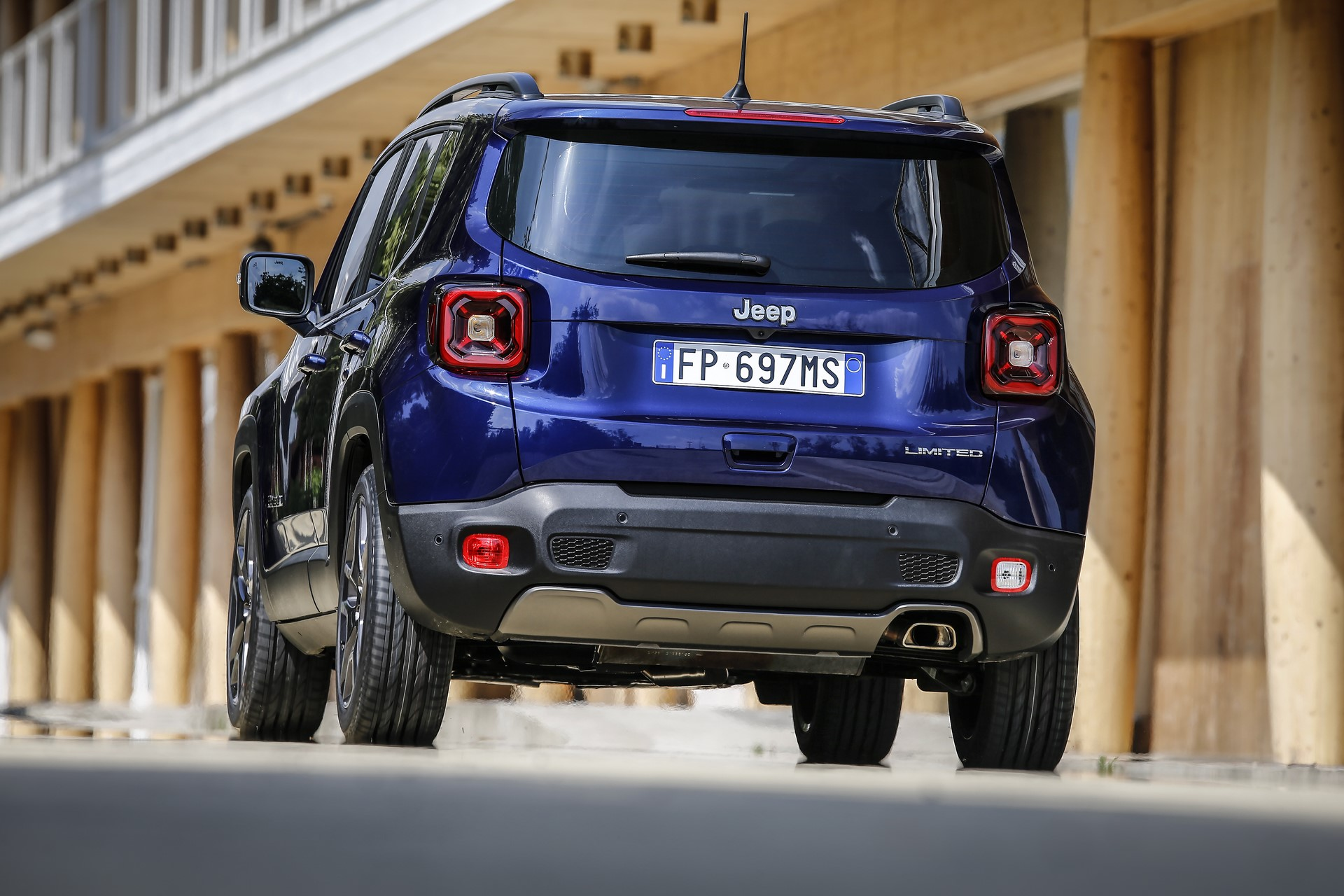 Jeep Renegade facelift 2019 (15)