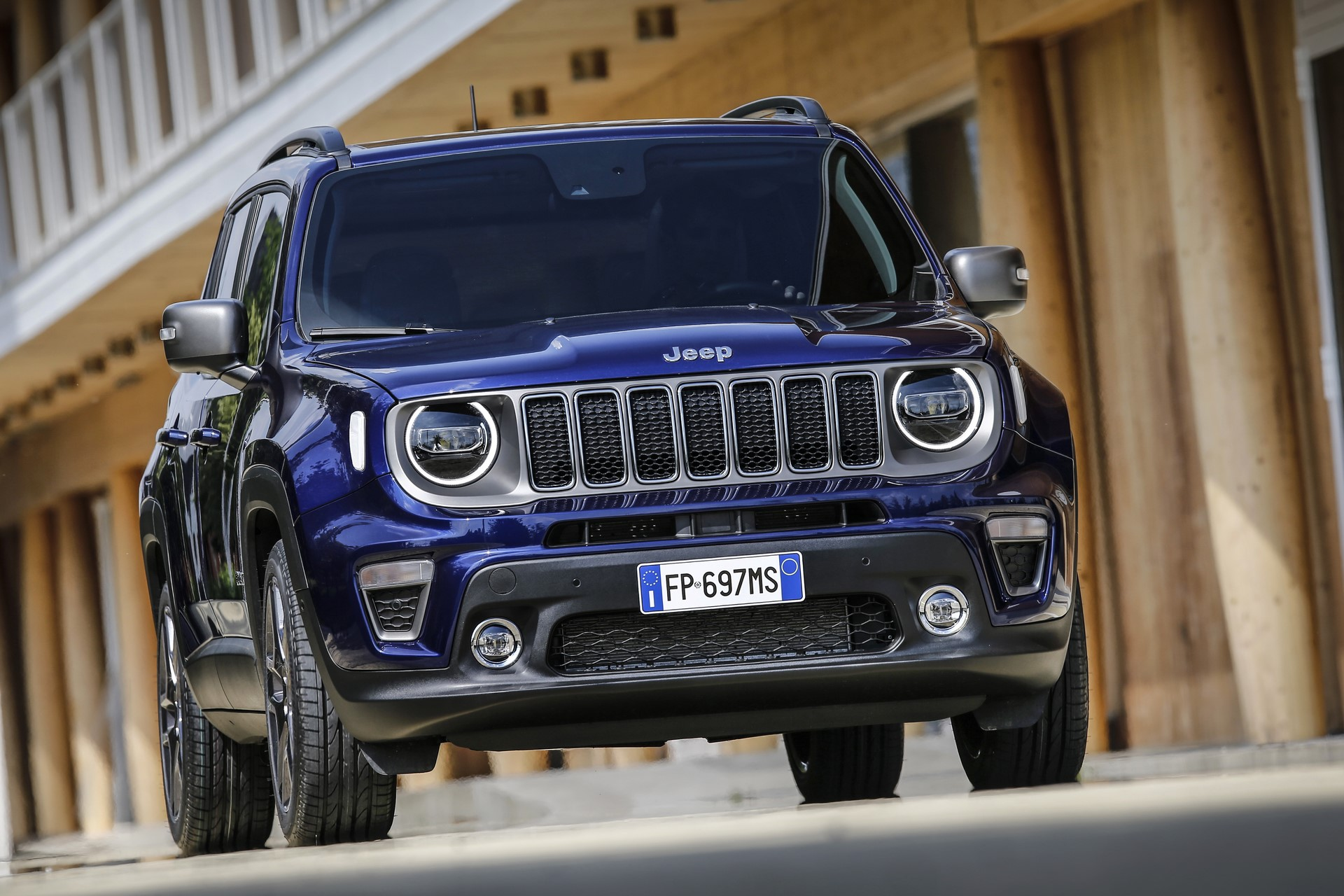 Jeep Renegade facelift 2019 (16)