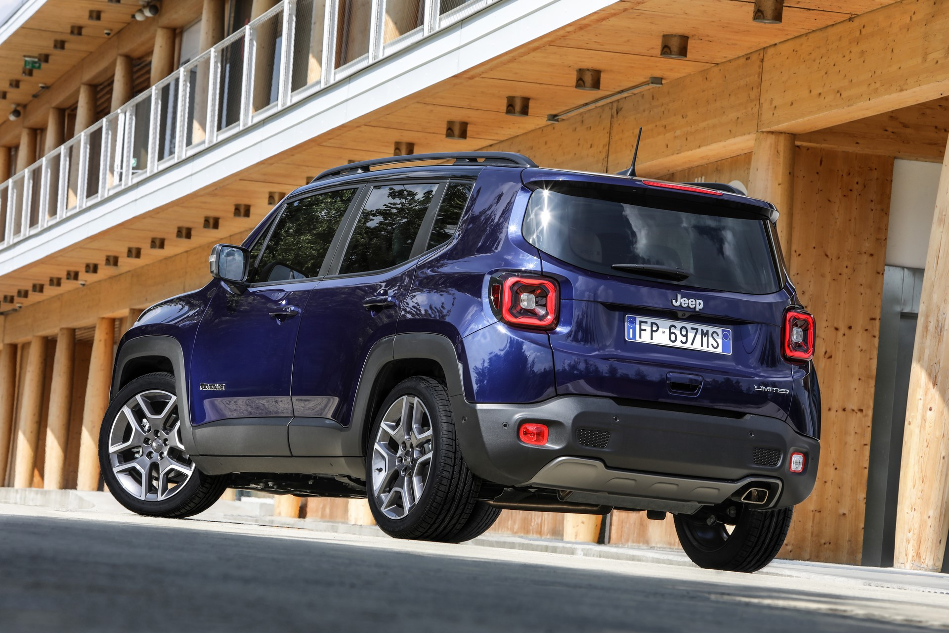 Jeep Renegade facelift 2019 (19)