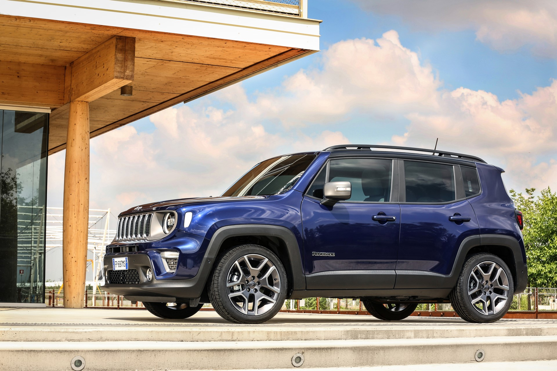 Jeep Renegade facelift 2019 (20)