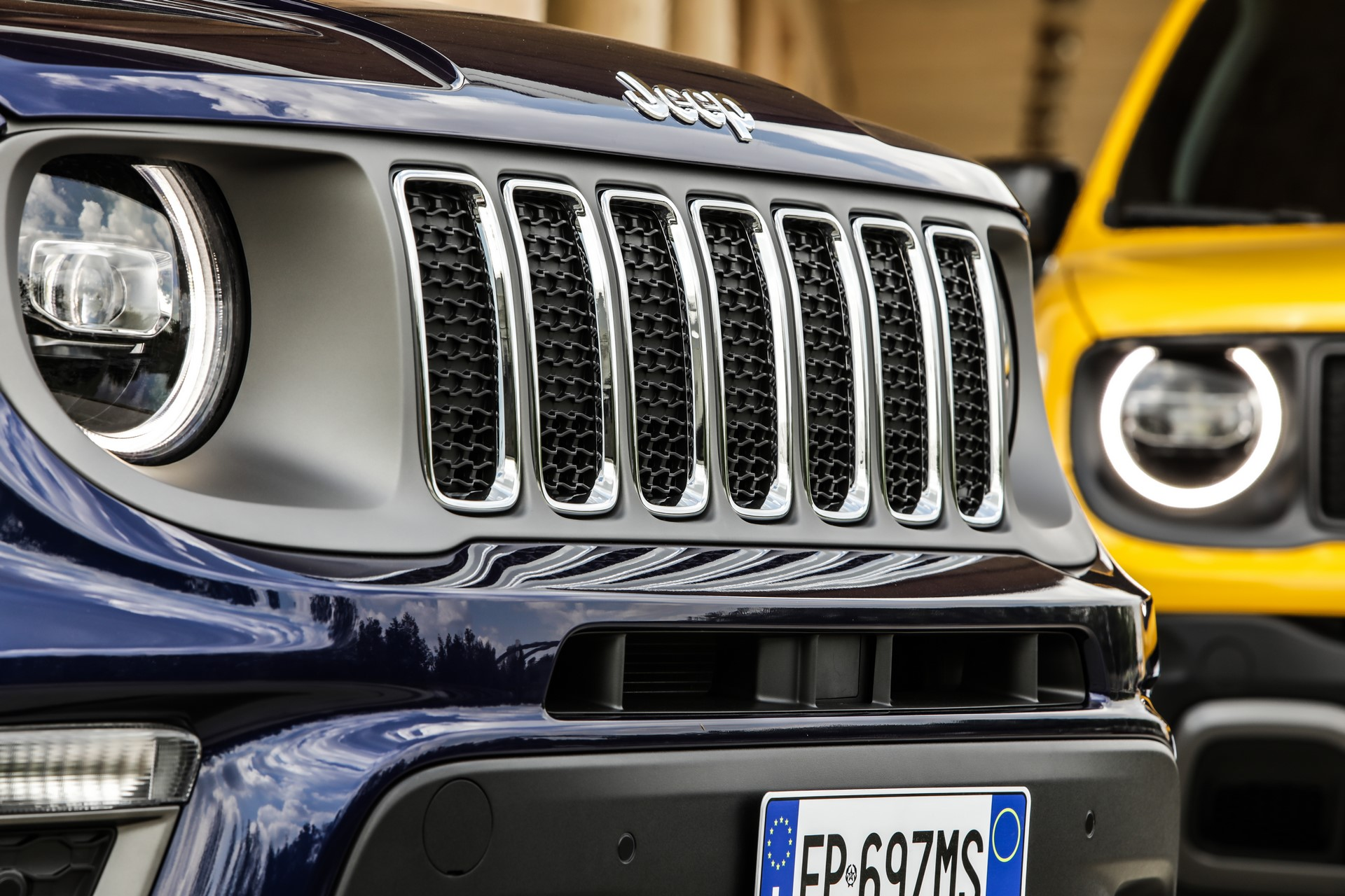 Jeep Renegade facelift 2019 (3)