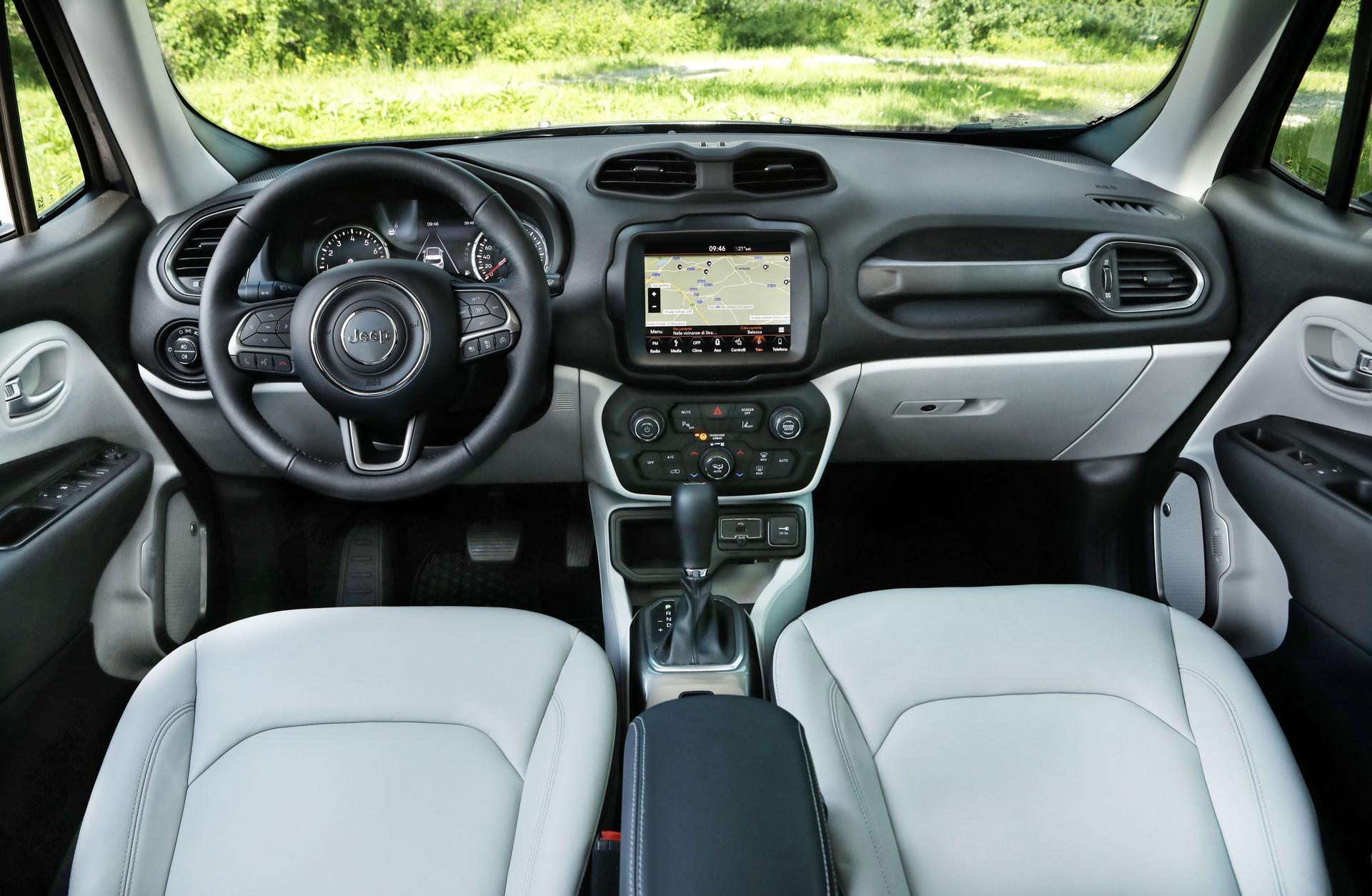 Jeep Renegade facelift 2019 (37)