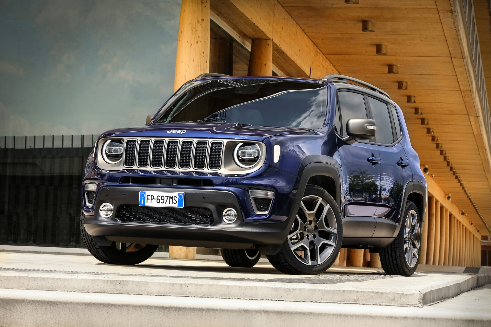 Jeep Renegade facelift 2019 (4)