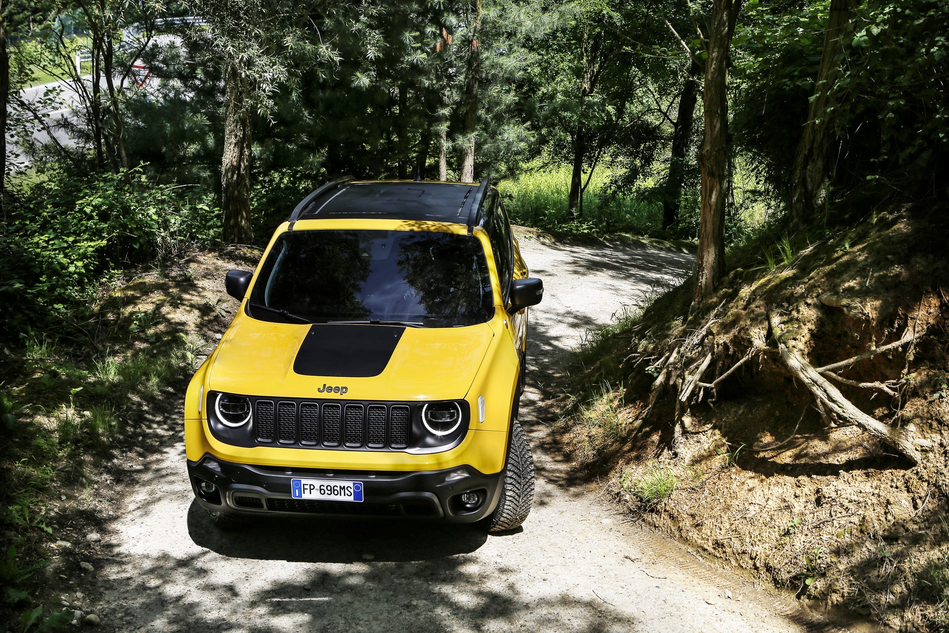 Jeep Renegade facelift 2019 (42)