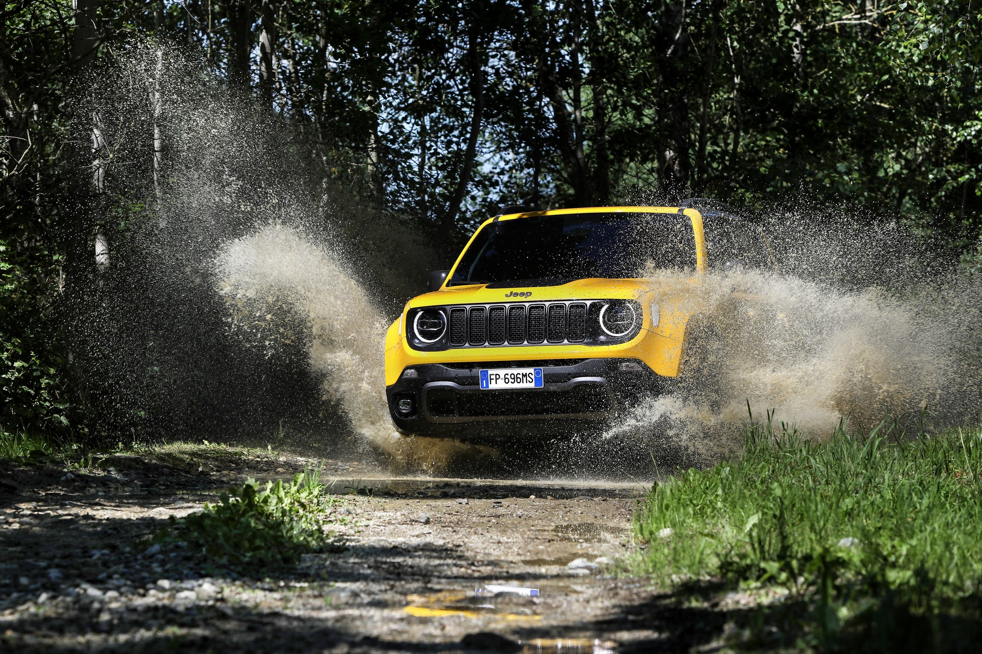 Jeep Renegade facelift 2019 (43)