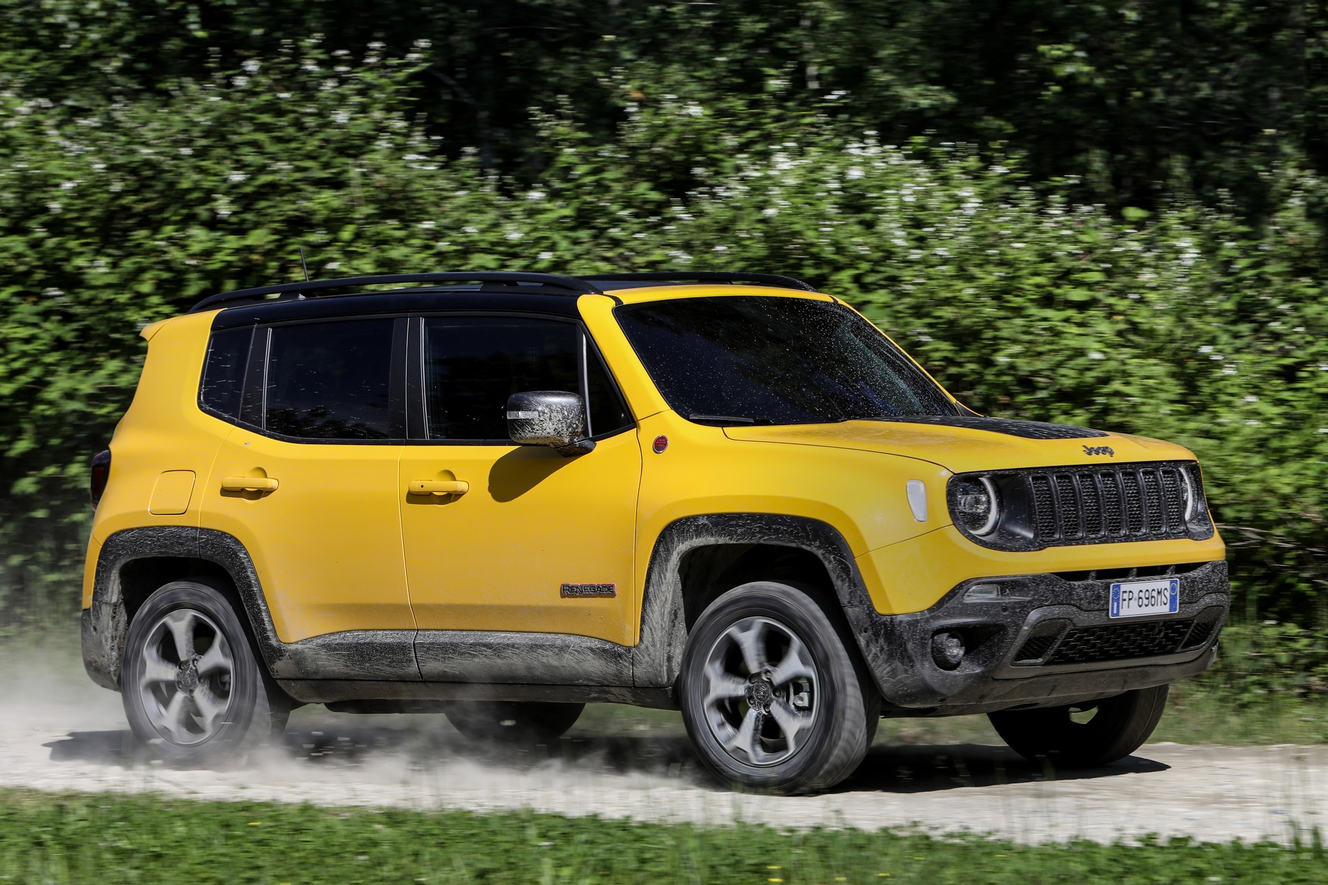 Jeep Renegade facelift 2019 (44)