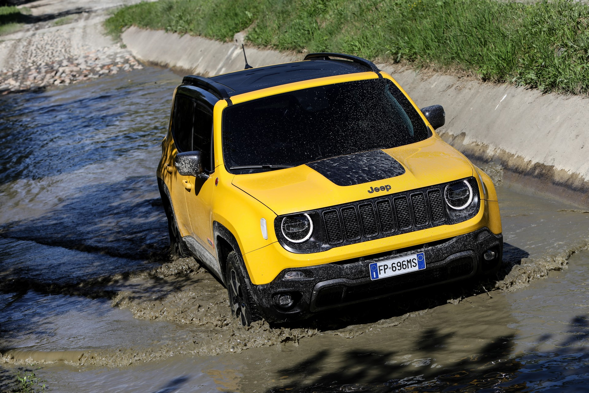 Jeep Renegade facelift 2019 (45)
