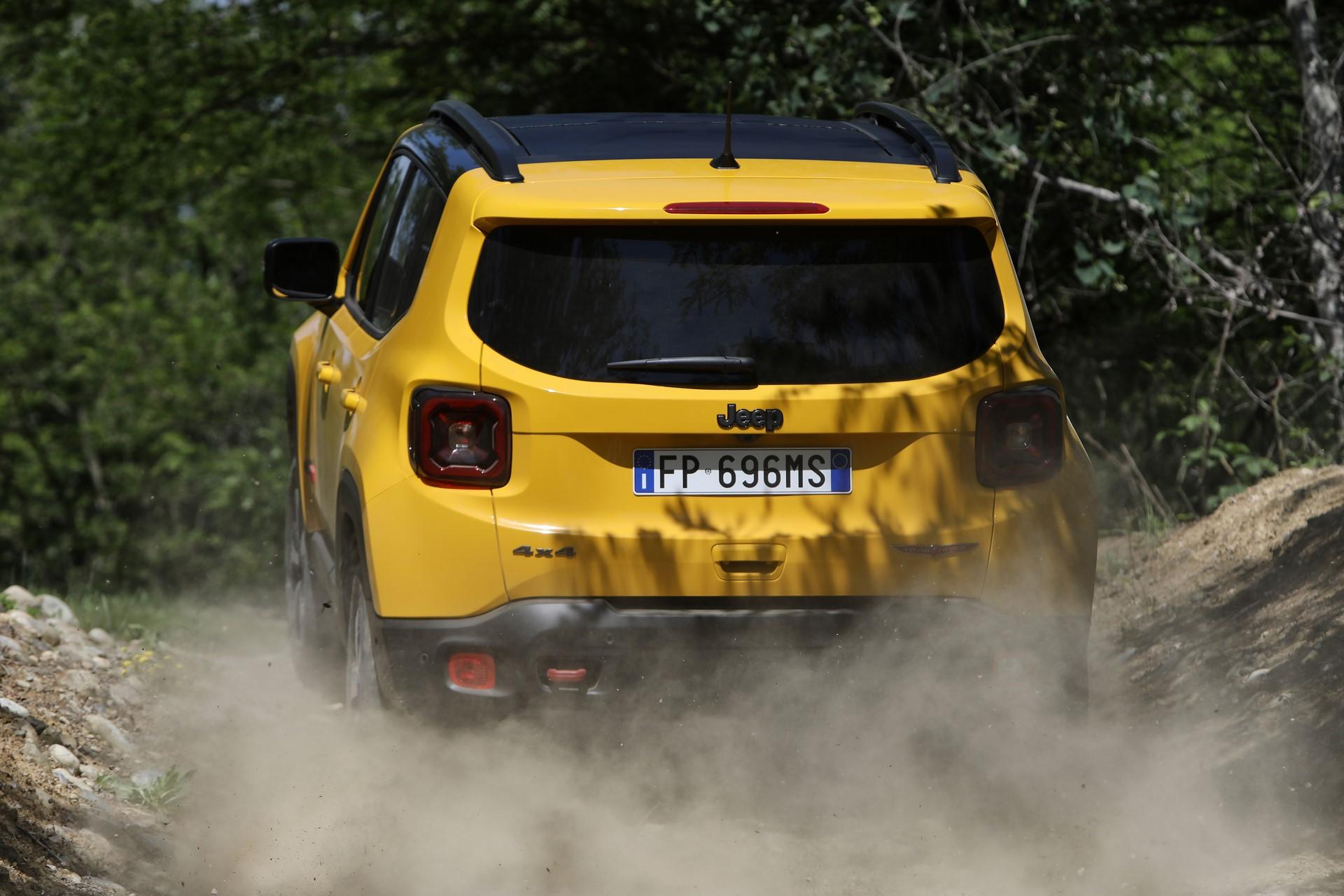 Jeep Renegade facelift 2019 (48)