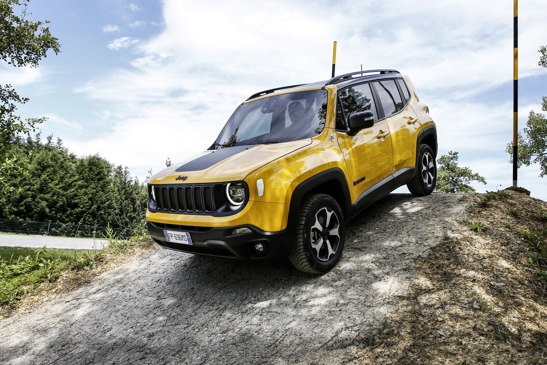 Jeep Renegade facelift 2019 (49)