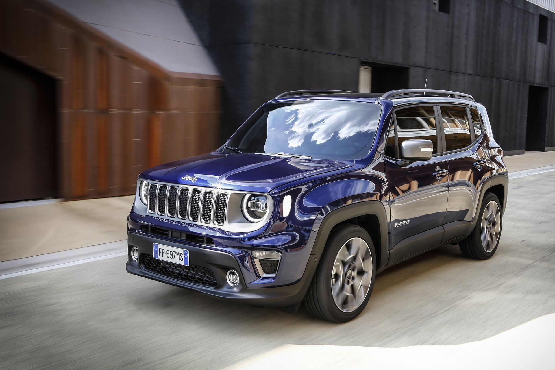Jeep Renegade facelift 2019 (5)