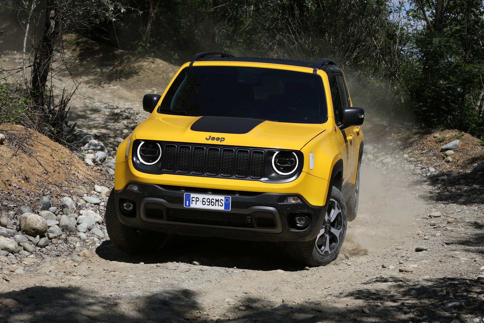 Jeep Renegade facelift 2019 (50)