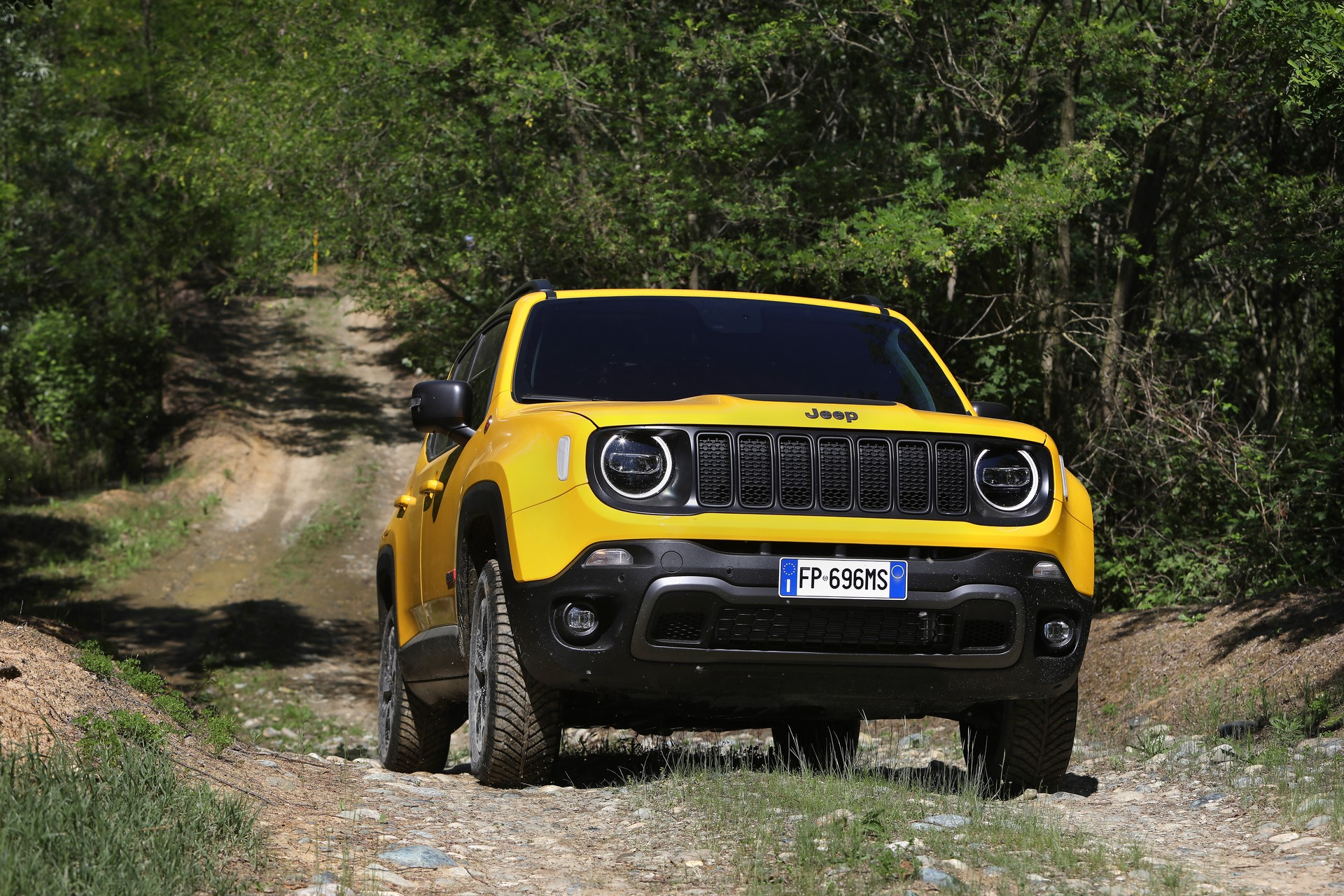 Jeep Renegade facelift 2019 (52)