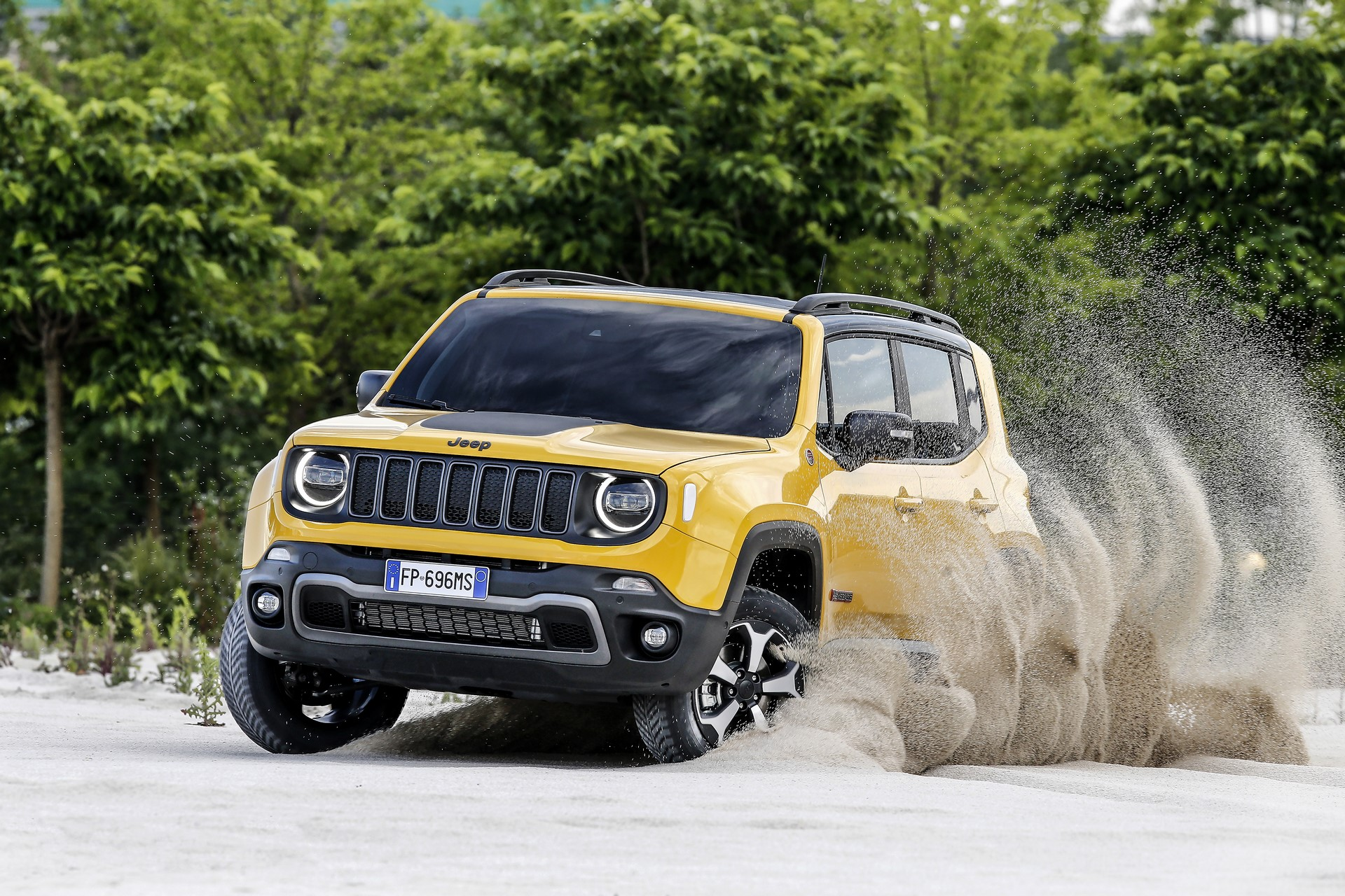 Jeep Renegade facelift 2019 (55)