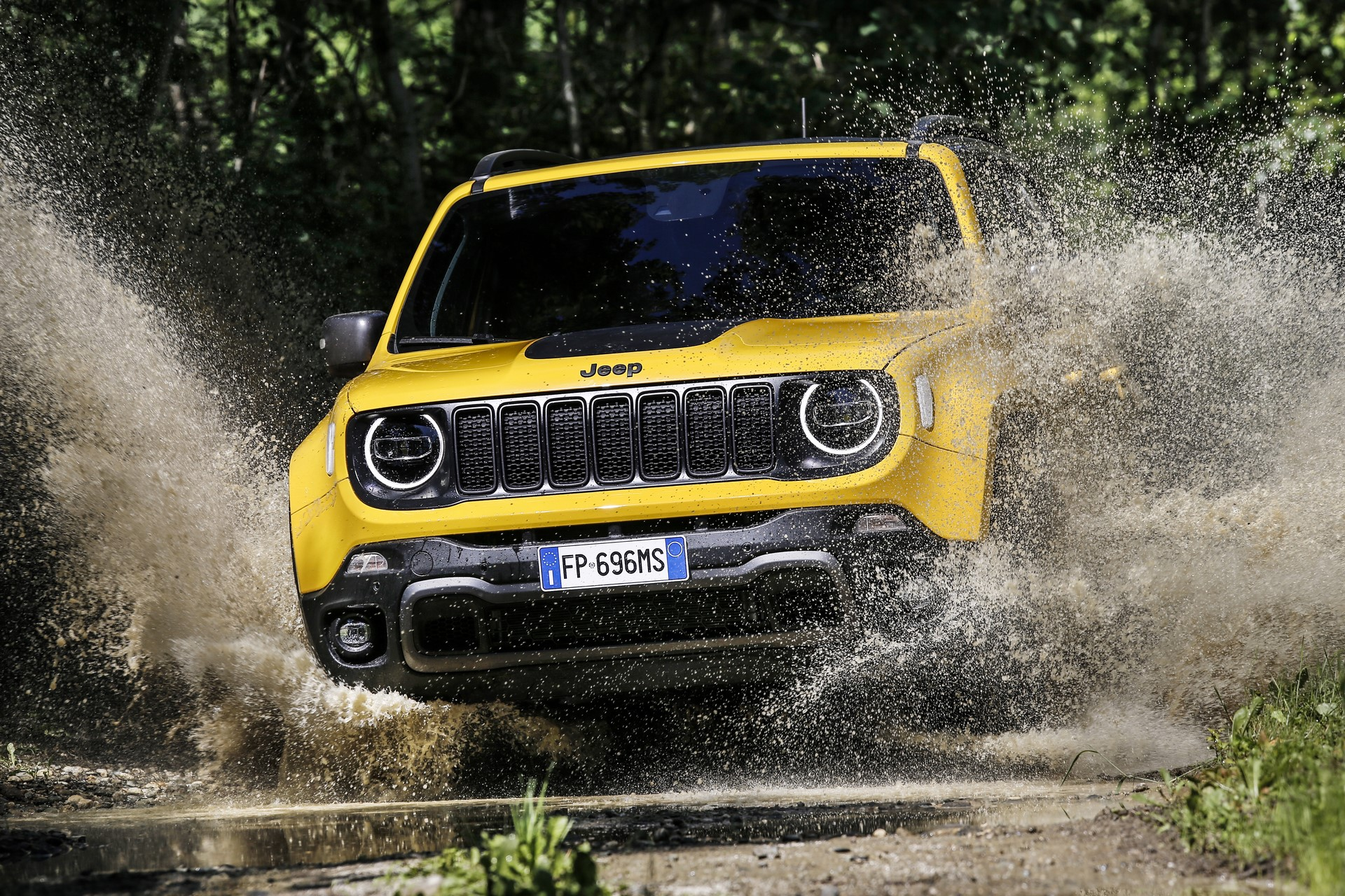 Jeep Renegade facelift 2019 (56)