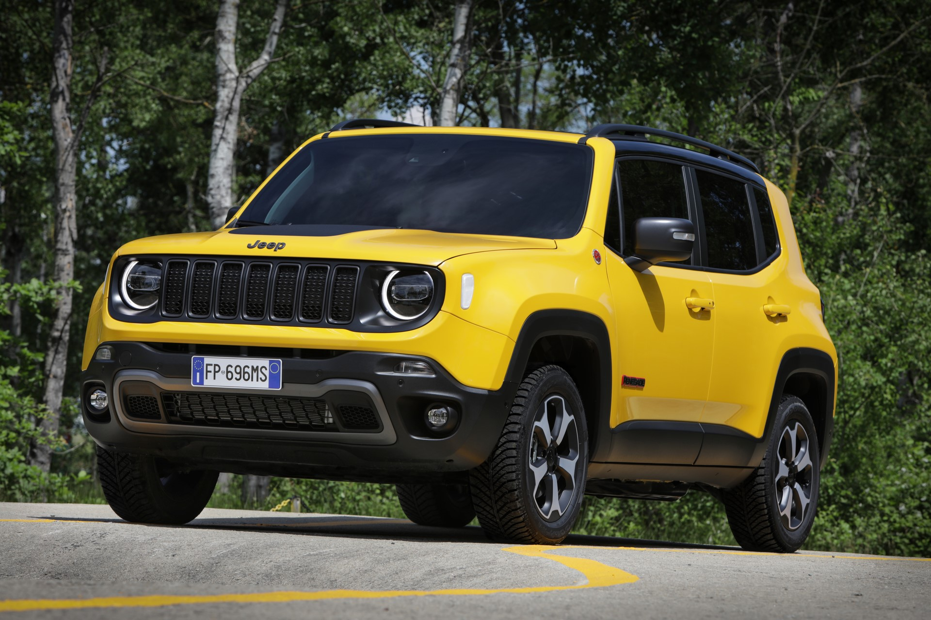 Jeep Renegade facelift 2019 (58)