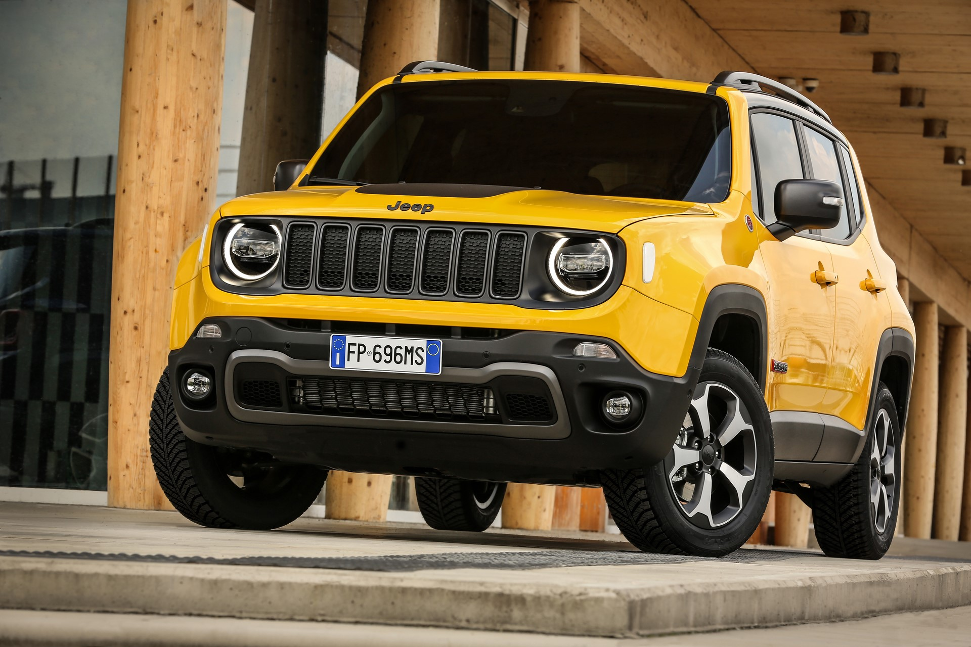 Jeep Renegade facelift 2019 (59)