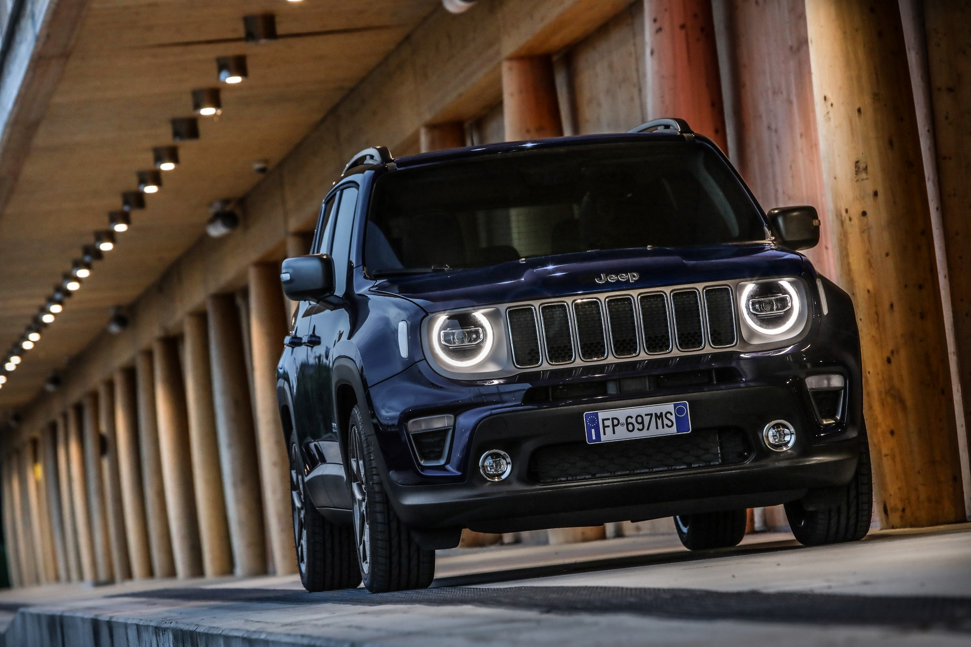 Jeep Renegade facelift 2019 (6)