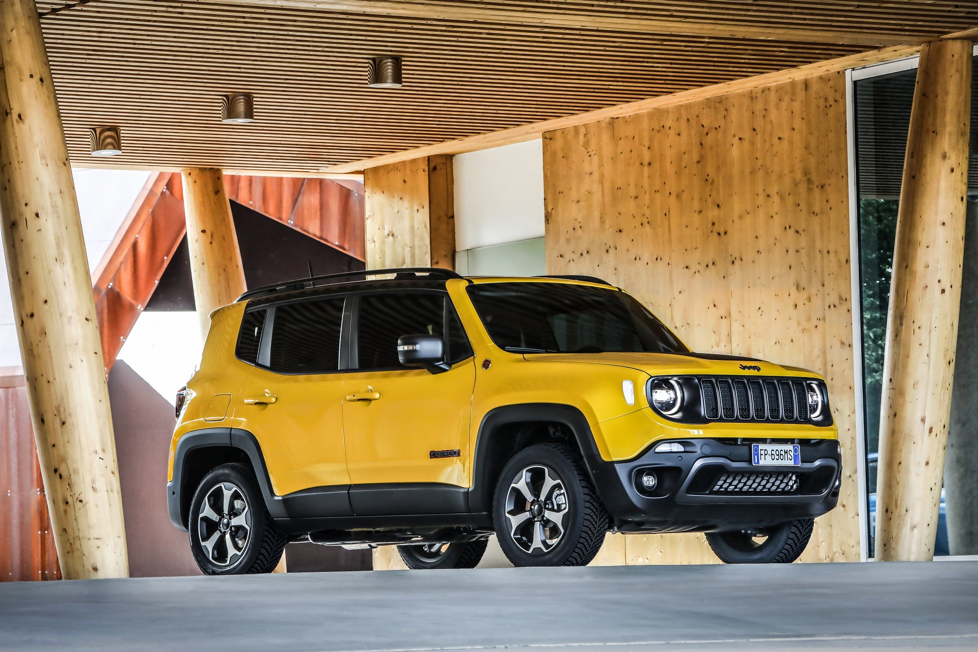 Jeep Renegade facelift 2019 (60)