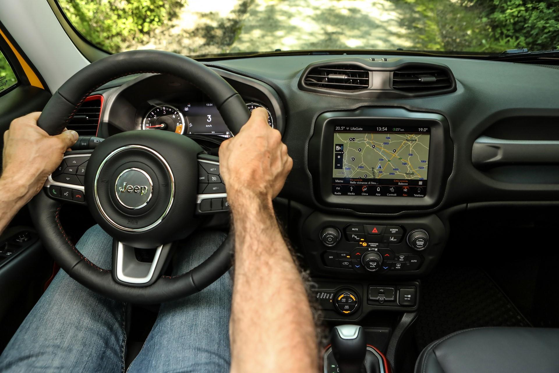 Jeep Renegade facelift 2019 (66)