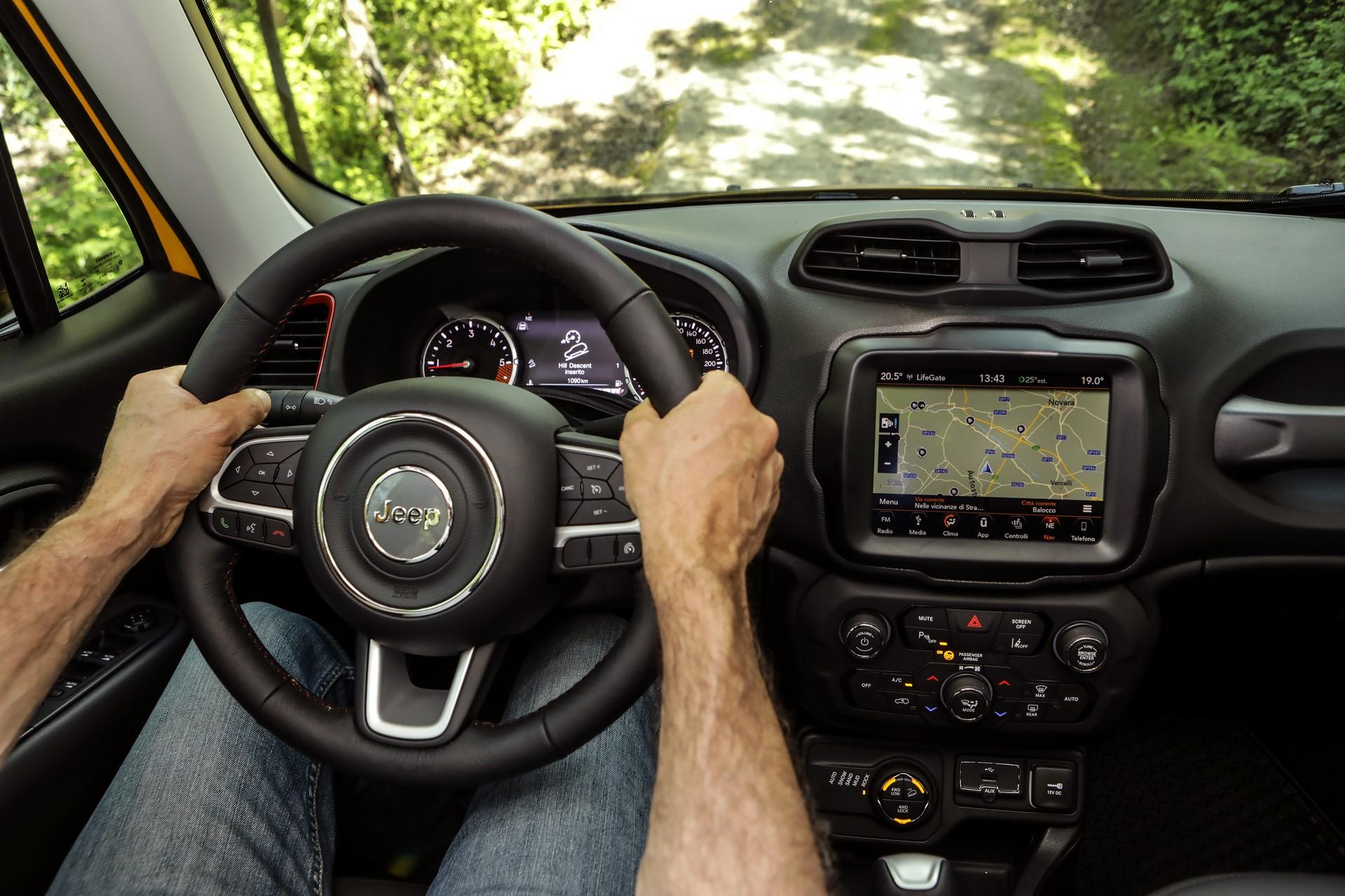 Jeep Renegade facelift 2019 (67)