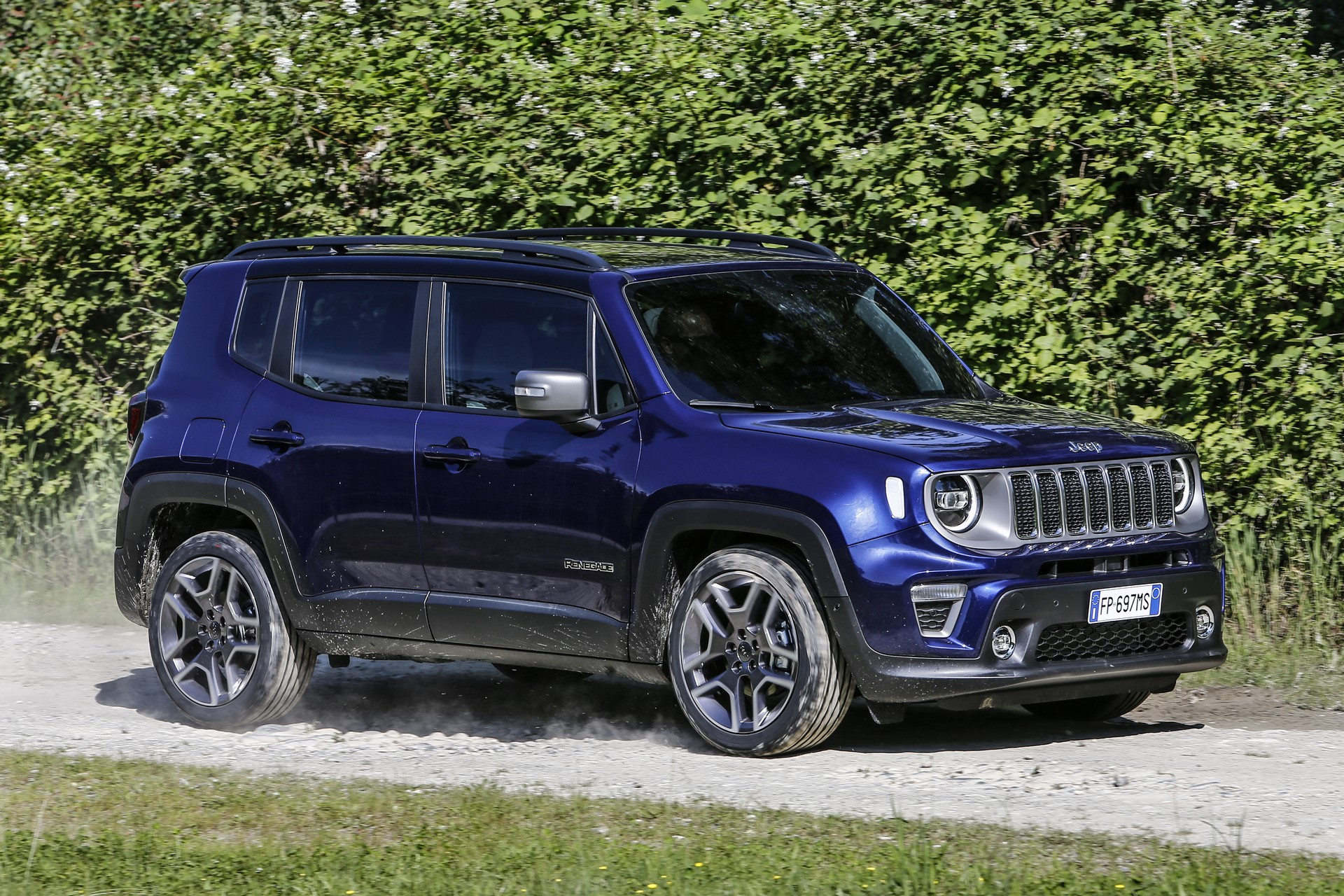 Jeep Renegade facelift 2019 (7)