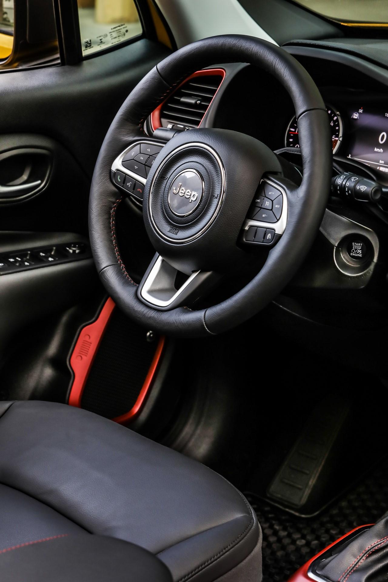 Jeep Renegade facelift 2019 (74)