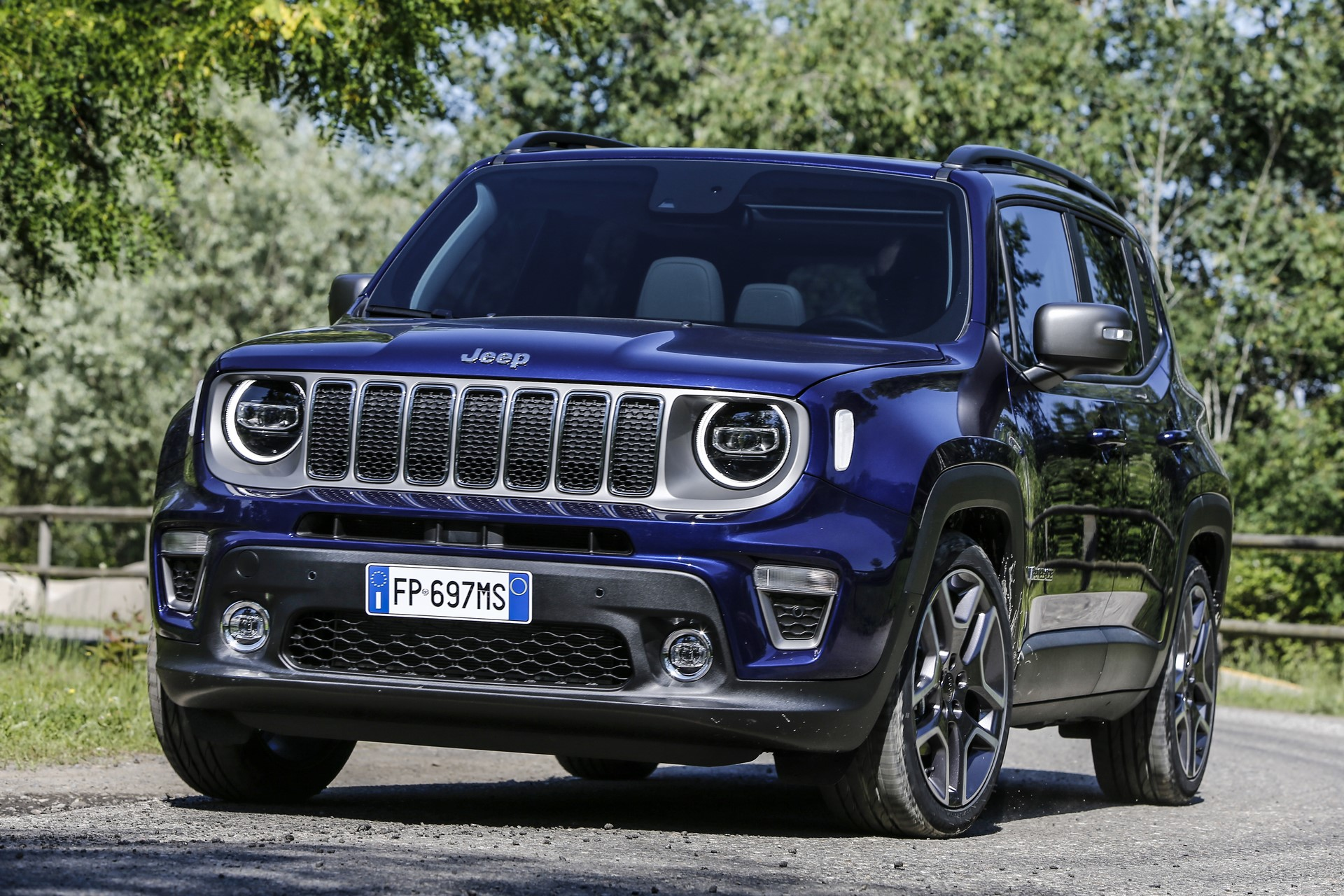 Jeep Renegade facelift 2019 (8)