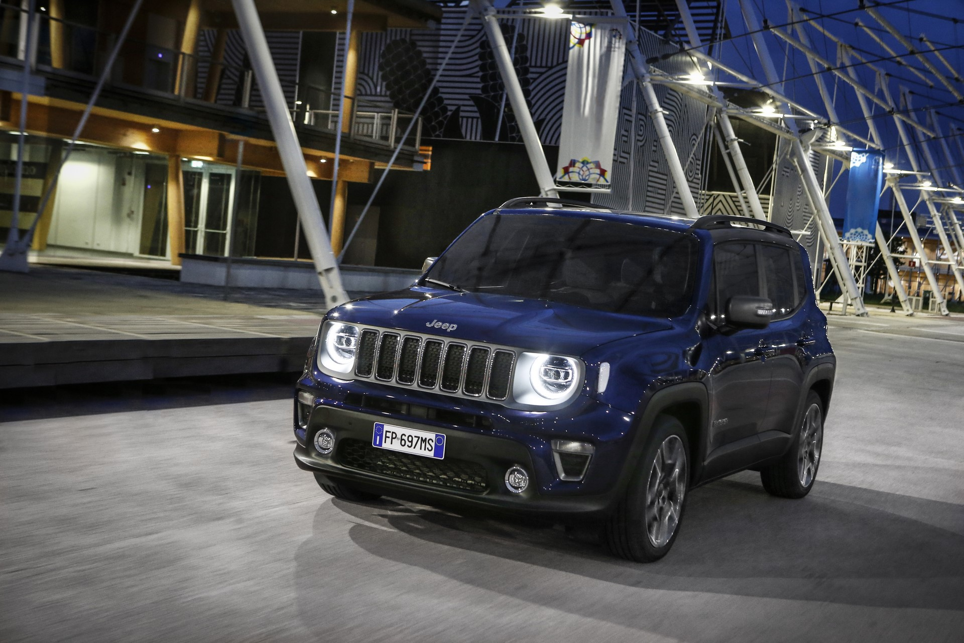 Jeep Renegade facelift 2019 (9)
