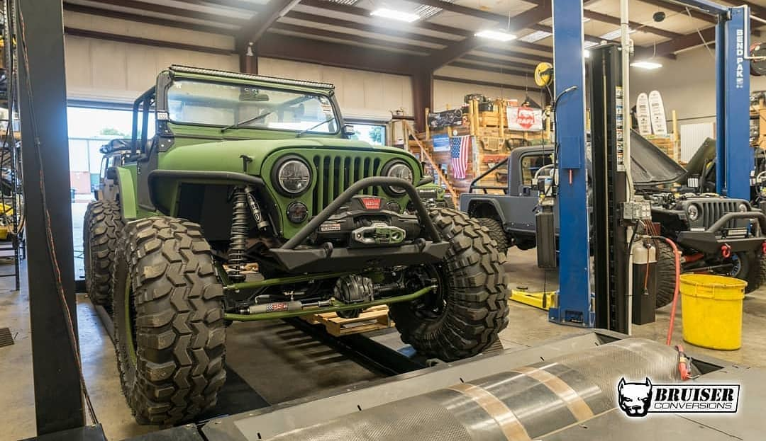 Jeep Wrangler 6x6 by Bruiser Conversions (17)