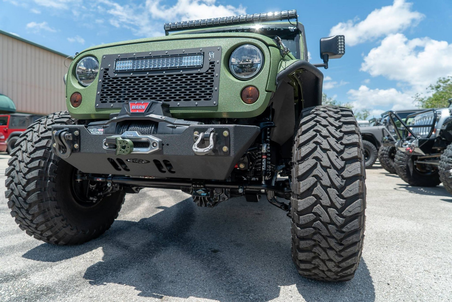 Jeep Wrangler 6x6 by Bruiser Conversions (20)