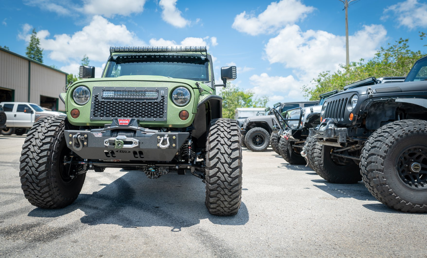 Jeep Wrangler 6x6 by Bruiser Conversions (21)